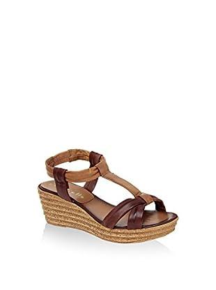 MARIELLA Keil Sandalette
