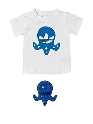adidas Conjunto Camiseta + Muñeco Baby Minikit