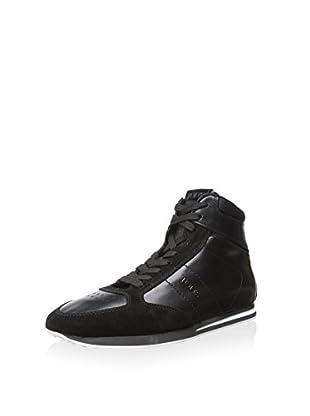 Tod's Men's Hightop Sneaker (Black)