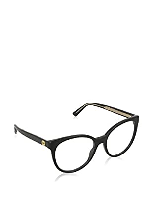 Gucci Montatura Polarized 3823_Y6C (52 mm) Nero