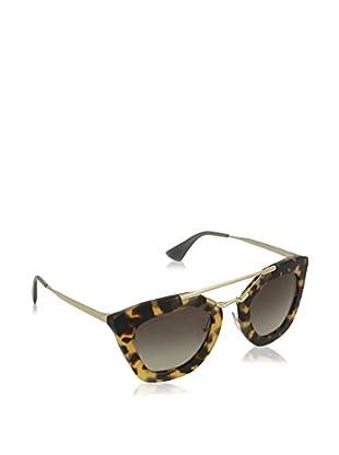 PRADA Gafas de Sol PR09QS 7S04M1 (49 mm) Havana