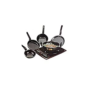 Rynox Set Of 5 Non Stick Cookware