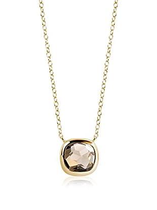 DI GIORGIO PARIS Halskette Dgm74Qf vergoldetes Silber 18 Karat