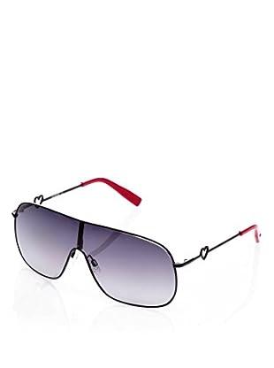 Missoni Sonnenbrille ML51302 schwarz/rot