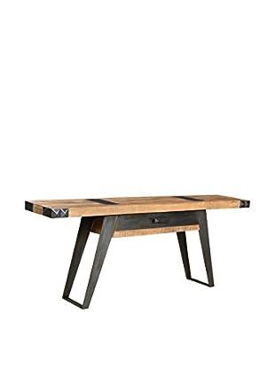 CDI Furniture Artistocrat Console, Brown/Grey