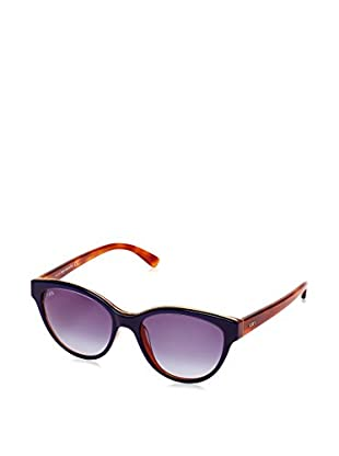 Tod'S Gafas de Sol TO0129 (54 mm) Azul / Miel