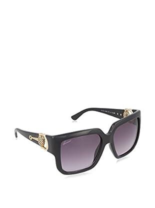 Gucci Sonnenbrille 3713/S EU (56 mm) schwarz