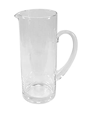 Glass Pitcher, Clear Glass