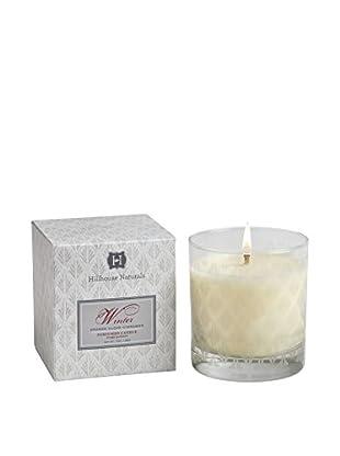 Hillhouse Naturals 7-Oz. Winter Glass Candle