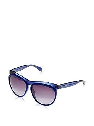 Alexander McQueen Gafas de Sol AMQ4248/S (60 mm) Azul