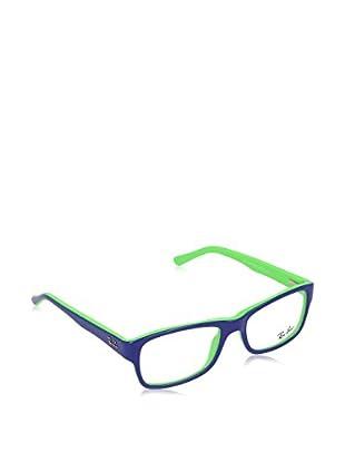 Ray-Ban Gestell 5268 518252 (52 mm) blau/grün
