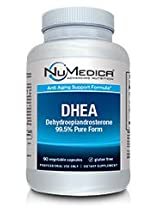 DHEA 90 Capsules by NuMedica