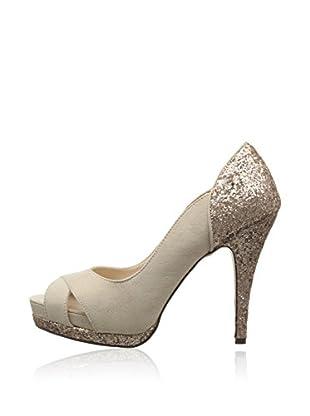MENBUR Zapatos peep toe