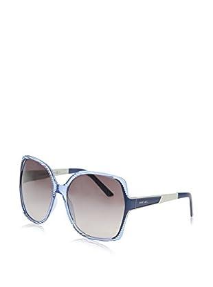 Diesel Sonnenbrille Die-S Ds 0183 Gs0 59Ic (59 mm) blau/hellgrau
