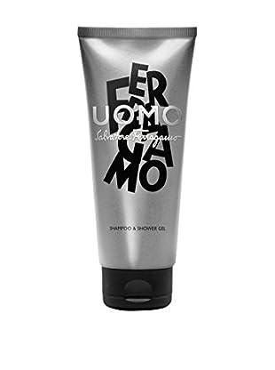Ferragamo Shampoo De Ducha Uomo 200.0 ml