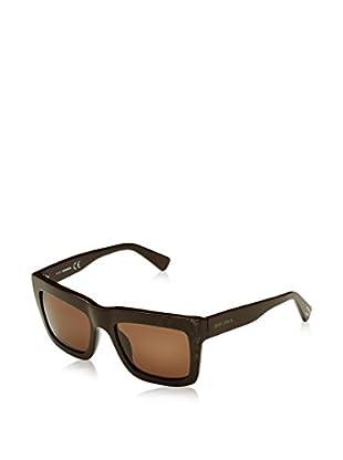 Diesel Sonnenbrille DL0046 (53 mm) braun