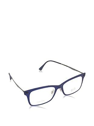 Ray-Ban Montura 7039 5451 (53 mm) Azul Oscuro