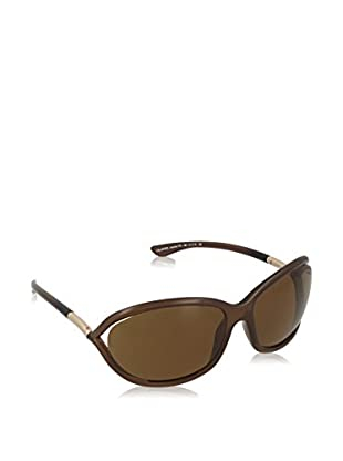 Tom Ford Gafas de Sol Polarized FT0008 48H (61 mm) Marrón