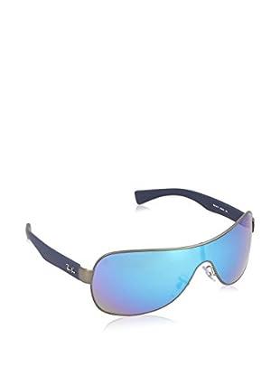Ray-Ban Sonnenbrille 3471 001/ 5D (99 mm) gunmetal