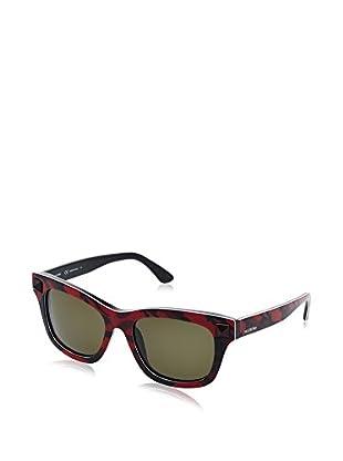 Valentino Gafas de Sol 670SC_638 (53 mm) Rojo / Negro