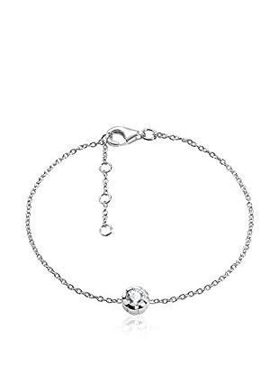 DI GIORGIO PARIS Armband Mb4Saw rhodiniertes Silber 925