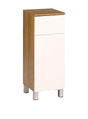 Premier Housewares Badschrank 2403289 weiß