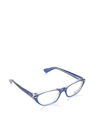 Ray-Ban Gestell 5242 511153 (53 mm) blau
