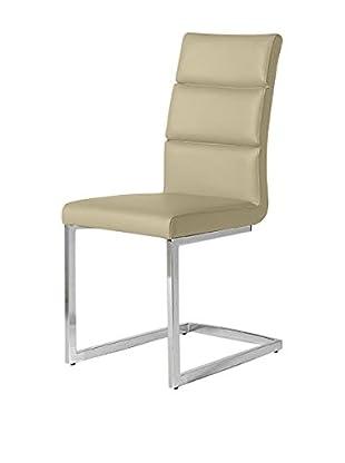 Life Style Stuhl 4er Set beige