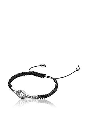 Dyrberg/Kern Armband Abies Ss Black silber/schwarz