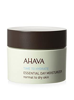 Ahava Time to Hydrate Essential Day Moisturizer for Normal to Dry Skin, 1.7 fl. oz.
