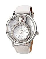 Chappin Nellson Fashions Ladies Watch - CN-10-L-White