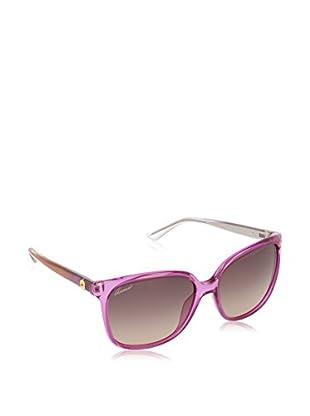 Gucci Gafas de Sol 3696/S ED_IQG (57 mm) Violeta