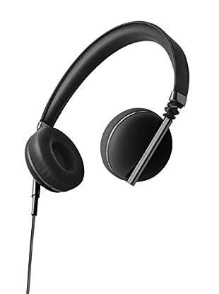 Caeden Linea Nº1 On-Ear Headphone, Convex Slate/Gunmetal