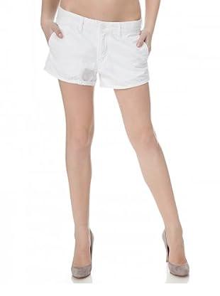 Herrlicher Chino-Shorts Ivetta Gabardine (Weiß)