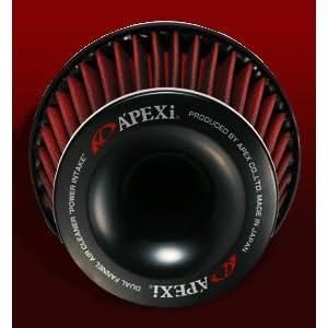 【クリックでお店のこの商品のページへ】APEX(アペックス) パワーインテーク エアクリーナー 日産 セレナ P#C24 SR20DE 508-N012