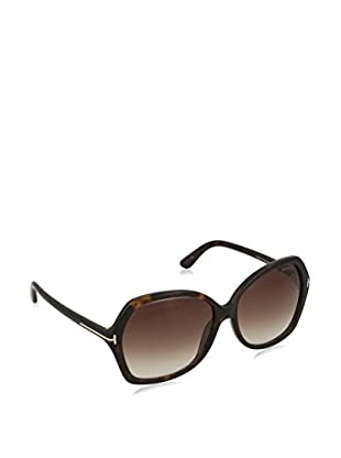 TOM FORD Sonnenbrille FT0328_PANT 140_52F (60 mm) havanna