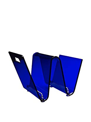 Modway Current Magazine Holder (Blue)