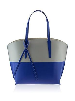 Giulia Massari Bolso asa al hombro  Azul