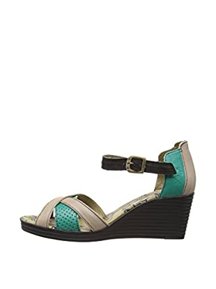 Fly London Sandalias Bele (Turquesa)