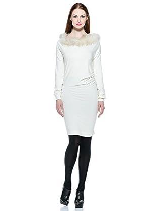 MET Vestido Helen (Marfil)