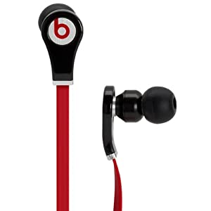 Beats Tour with Control Talk Monster In-Ear Headphone with Mic (Black)