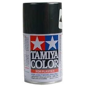 【クリックでお店のこの商品のページへ】タミヤスプレー No.38 TS-38 ガンメタル 85038 【HTRC 2.1】
