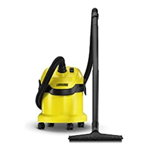 Karcher WD 2.250 1200-Watt Wet and Dry Vacuum Cleaner (Yellow and Black)