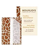 Bourjois Anti-Shine Blotting Sheets 50 Non-Powdered Sheets For an Instantly matt complexion