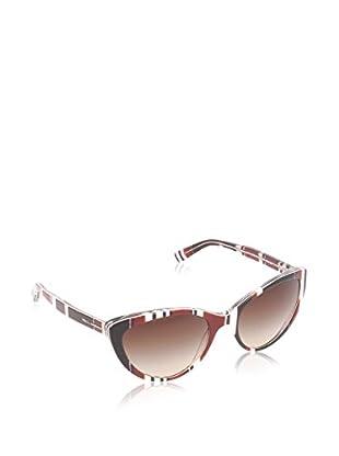 Dolce & Gabbana Gafas de Sol 4181P 272113 (56 mm) Rojo