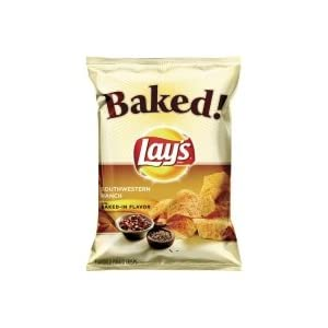 Lays Baked Potato Chip-65 gms