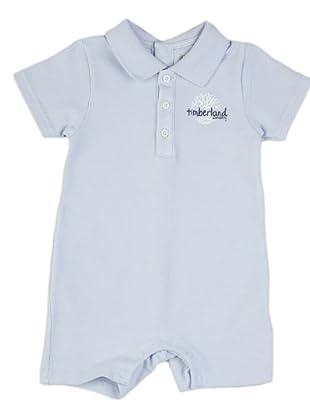Timberland Kids Pelele Logo (azul celeste)