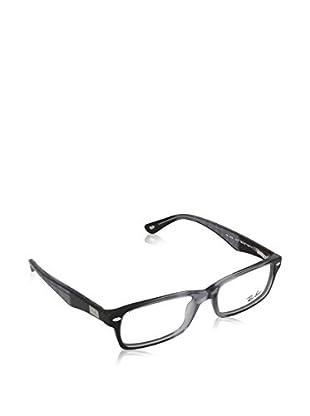 Ray-Ban Gestell 5206 551552 (54 mm) schwarz/grau