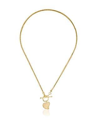 ALBA CAPRI Anhänger Amore vergoldetes Silber 925