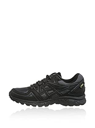 Asics Gel-Fujifreeze G-Tx - Zapatillas de nordic walking para mujer, color Schwarz (black 9078), talla 37